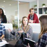 Hur man skapar en bra arbetsmiljö på ett företag